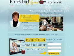 home-school-winter-summit